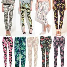 #Stylize Your Summers with Floral Pants