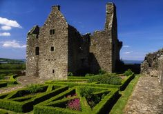 Tully Castle, 15th C