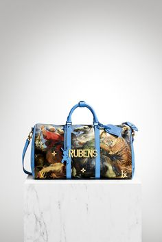 cd2f3b6b1cec Stars Converge for Launch of Louis Vuitton Collaboration With Jeff Koons