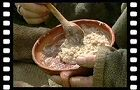 """Food in the Iron Age    *couldn't watch video because """"plug in"""" was not available    http://www.tollundman.dk/mad.asp#"""
