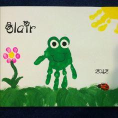 50 ideias de pintura com as mãos para educação infantil
