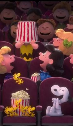 The Peanuts Movie Is Going to Be the Best Throwback Ever