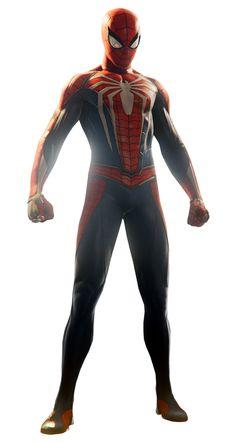 Spider-Man Render from Spider-Man (PS4)