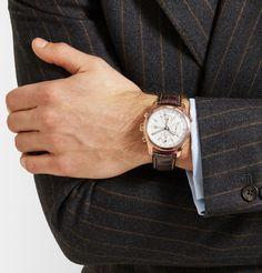 KingsmanBremont ALT1-WT/WH World Timer Automatic Chronograph Watch.  MR PORTER.  mrporter.com