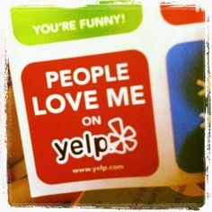 Yelp!!!