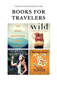 10 books for travelers who love to read or readers who love to travel. It is a good mix of travel memoirs and books that can inspire your next travels. Hygge Book, Plan My Trip, Travel General, British Humor, Personal Narratives, Eat Pray Love, Famous Books, Travel Books, Beautiful Places In The World