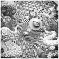 "Threyda | Art & Goods | ""Formless"" by Ben Ridgeway  #vibes #indigo #moonchild#consciousness #kundalini #spaceporn #synchronicity #alchemy #highervibes #chakra #goddess #higherself #moonphases #om #divine #thirdeye #threyda #peace #awakening #crystals #love #art #hippie #universe #cosmos #zen #psychedelic #goodvibes #magic #denver #colorado #trippy #painting #sculpture #digitalart  #benridgeway #threyda"