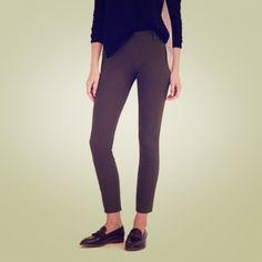 "Selling this ""J. Crew Black Minnie Pant"" in my Poshmark closet! My username is: jen_co. #shopmycloset #poshmark #fashion #shopping #style #forsale #J. Crew #Pants"