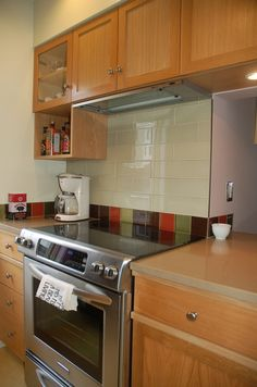 Custom English Oak Kitchen Cabinets, Remodel