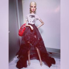 #Fashion #Royalty #Head #For #Glamour #FR2 #Agnes #Von #Weiss #Integrity #Toys