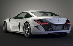 Mercedes-Benz  SF1 concept by Steel Drake, via Behance