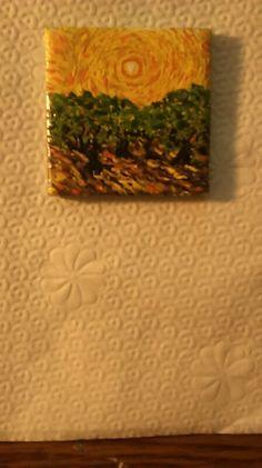 Vincents Olive trees  - number 223