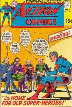 Action Comics #386  ®