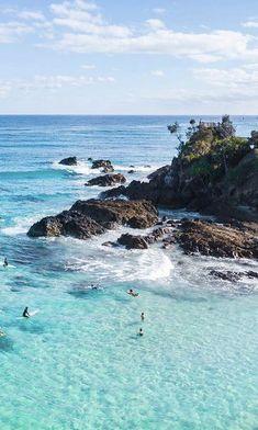 Byron Bay Beach, Visit Australia, Australia Travel, News Australia, Melbourne Australia, Australia Pictures, Australia Beach, Australia Living, Travel Photography