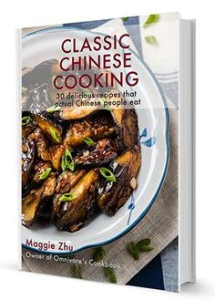 ebook classic chinese cooking cover