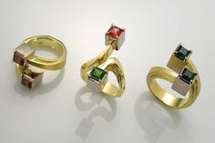 Cantilevered Rings - Art Jewelry Magazine Community - Forums, Blogs, and Photo Galleries