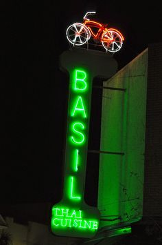Basil Thai Restaurant | Charleston, South Carolina