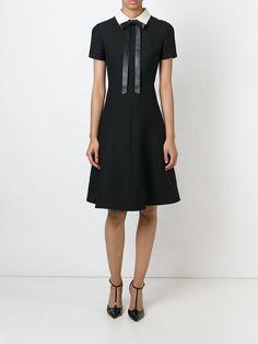 Valentino Bow Detail A-line Dress - Donne Concept Store - Farfetch.com