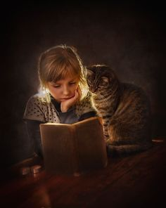 : Photo (I love cats and I love books!) This picture is amazing! Crazy Cat Lady, Crazy Cats, I Love Books, Books To Read, I Love Cats, Cute Cats, Book Lovers, Cat Lovers, Belle Photo