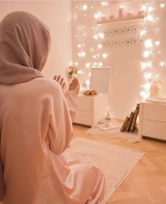 Cute Muslim Couples, Muslim Girls, Hijabi Girl, Girl Hijab, Hijab Tutorial Video, Best Friend Pictures Tumblr, Ramadan Wishes, Cute Baby Girl Images, Hijab Mode