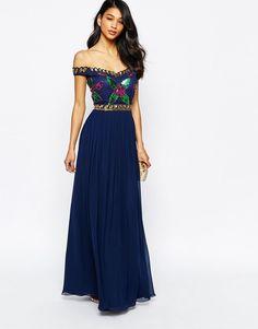 maxi dress uk 36
