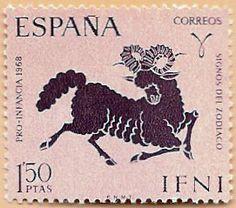Sgno do Zodíaco - Carneiro ou Aries.