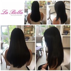 "Full head 18"" European nano Tip Hand made La Bella Hair extensions £400 💕 #hairblog #nofilter #hairextensions #brunettehair #hair #hairextensionsessex #hairextensionskent #hairextensionslondon #hairextensionslondon #labellahairextensions #highqualityhairextensions #mobilehairextensions #mobilehairextensionist #surrey #kent #essex #london #nanorings #hairbloggers #hairblog #brunette #fblogger"