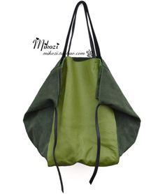 Shoulder bag simple leather handbag