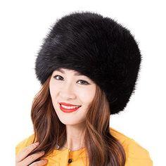 5b86a2896d4 Women Winter Faux Fur Russian Cossack Style Hat Headband Ear Warmer Famous  Words of Inspiration.