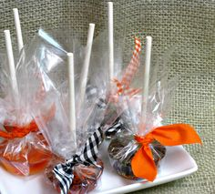 Homemade Lollipops with Flavored Sparkling Water - Home Cooking Memories