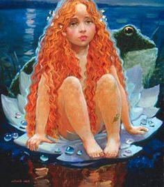 Artodyssey: Search results for victor nizovtsev Victor Nizovtsev, Folklore, Merfolk, Mermaid Art, Fairy Art, Faeries, Fantasy Art, Fairy Tales, Illustration Art