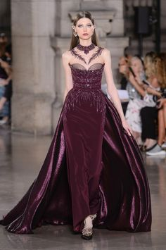 """alwayssaltymiracle: """"Georges Hobeika Fall/Winter 2017-2018 Haute Couture """""""