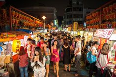 A Trip to Shilin Night Market by Michael Silver
