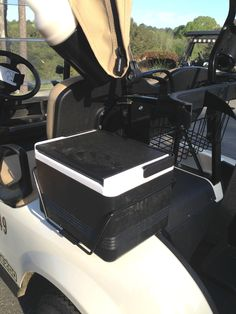 Ezgo Golf Cart Fender Cap on