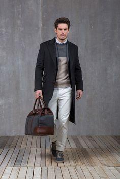 Brunello Cucinelli - Fall 2015 Menswear - Look 6 of 33