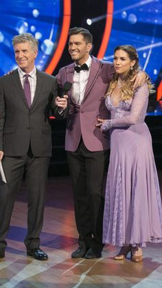 Dancing with the stars tom bergeron andy grammer and allison holker
