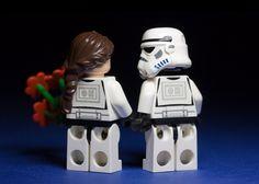 love Kelvn thumb Star Wars Lego Kevin Poulton  Amor no lado negro da Força!