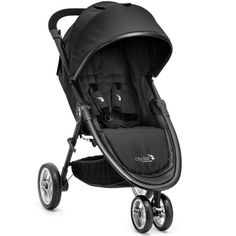 Baby Jogger City Lite Stroller in Black