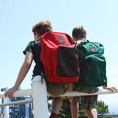 Deluxe and Standard Daypacks #backpacks #backtoschool