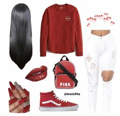 Swag Outfits For Girls, Boujee Outfits, Cute Swag Outfits, Teenage Girl Outfits, Jordan Outfits, Teen Fashion Outfits, Stylish Outfits, Fall Outfits, School Outfits