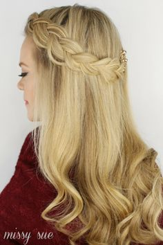 Enjoyable Videos Classic And Tutorials On Pinterest Hairstyles For Women Draintrainus