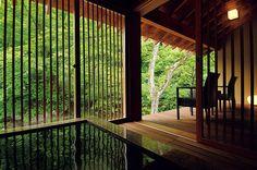 満点をとった旅館はどこだ!?くつろぎのお部屋部門「じゃらん泊まってよかった宿大賞2015」【東北】 - じゃらんニュース ワクワクする旅行・観光・お出かけ情報をお届け! - じゃらんnet Japanese Bath, Go To Japan, Pretty Animals, Hot Springs, Architecture, Swimming Pools, Beautiful Places, House Design, Landscape