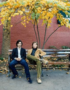 Noah Baumbach and Wes Anderson