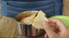 DIY rice crackers