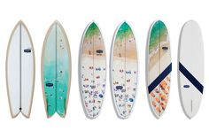 Summer's Most Amazing Surfboards | Architectural Digest