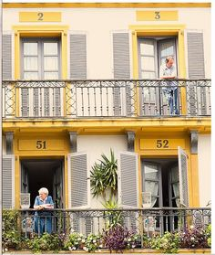 San Sebastian--- Thats the hostel I stayed in!!!