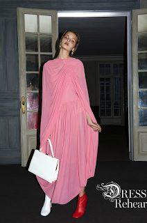 """Duchess Dior: """"High Drama"""" Marie Claire US February 2017"""