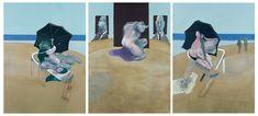 Francis Bacon, Triptych 1974-77