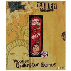 Tech Deck Wooden Collector Series [Baker Skateboards - Andrew Reynolds]