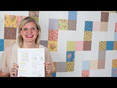5165) How to Make the Jolly Bar Jazz - FREE PATTERN! - YouTube ... : free quilt videos - Adamdwight.com